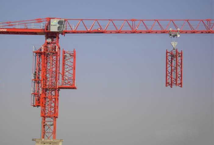 Crane system components – WILBERT TowerCranse GmbH