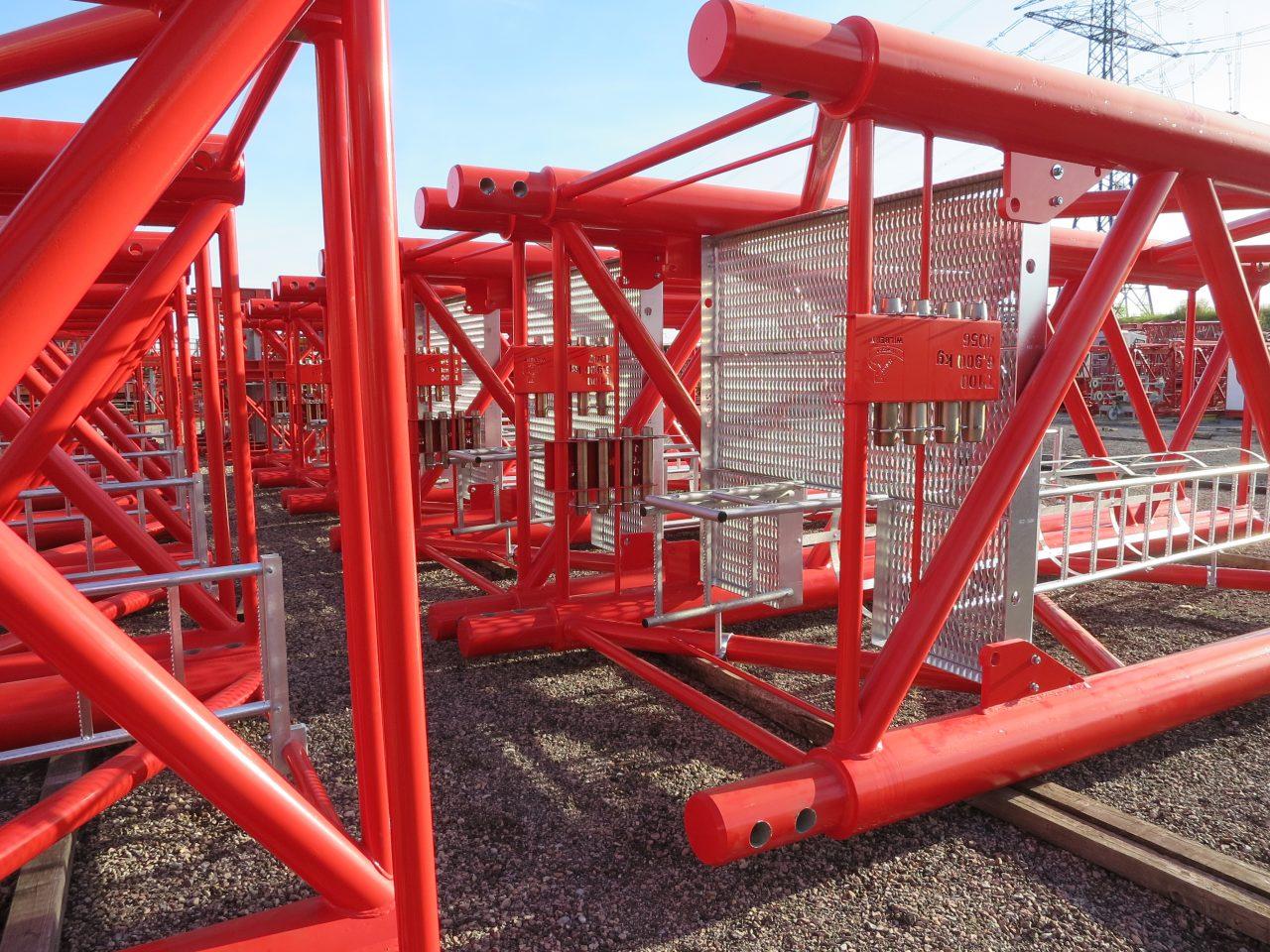 Foto von unserem neuen Turmsystem T100